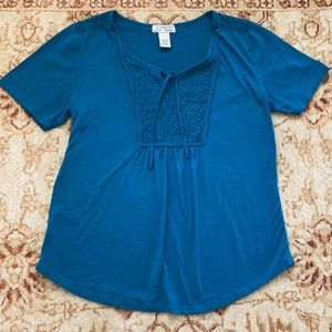 Smock Style Top